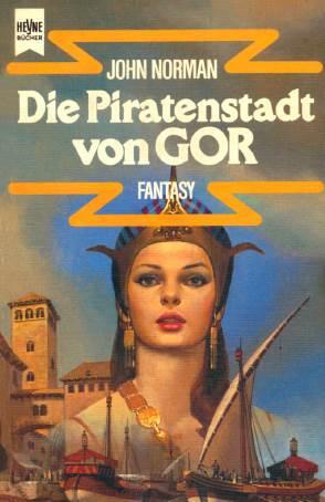 Die Piratenstadt von Gor
