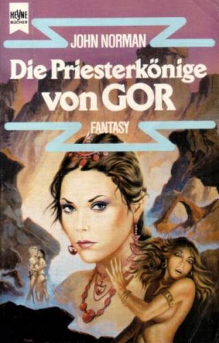 Die Priesterkönige von Gor