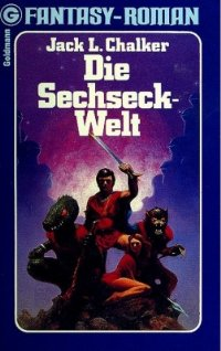 Die Sechseck-Welt [Midnight at the Well of Souls - de]