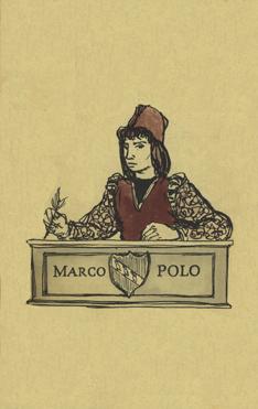 Die seltsamen Abenteuer des Marko Polo