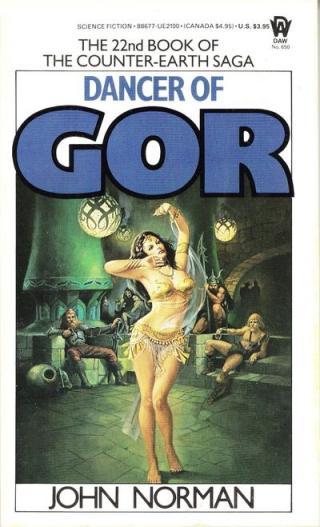 Die Tänzerin von Gor