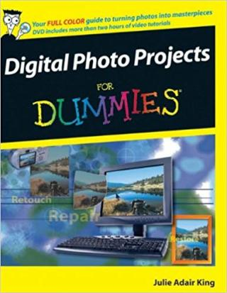Digital Photo Projects For Dummies®