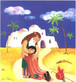 Dio Parolas al siaj Infanoj - Bibliaj tekstoj