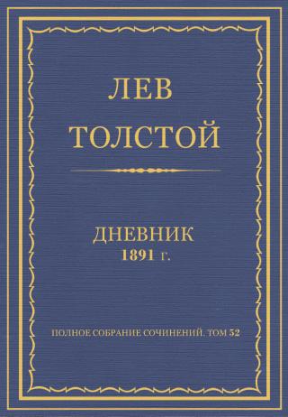 Дневник 1891