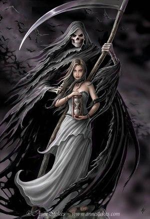 Дочь смерти (СИ)