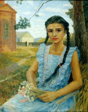Дочь священника (СИ)