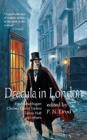 Dracula in London [Аnthology]