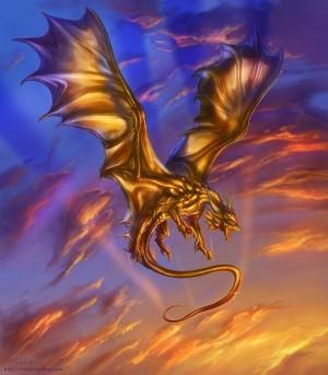 Дракон (СИ)