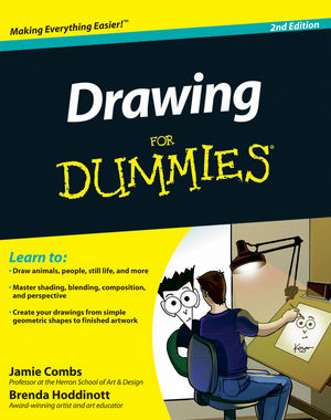 Drawing For Dummies® [2nd Edition]