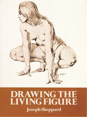 Drawing the Living Figure: A Complete Guide to Surface Anatomy