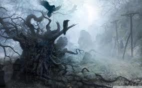Древесная магия партикуляристов (СИ)