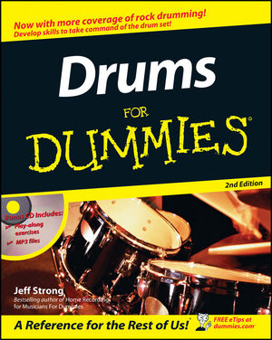 Drums For Dummies® [2nd Edition]