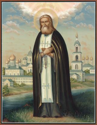 Духовные наставления святого саровского старца о.Серафима