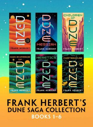 Dune [Frank Herbert's Dune Saga Collection: Books 1 - 6]