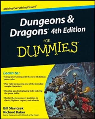 Dungeons & Dragons® 4th Edition For Dummies®