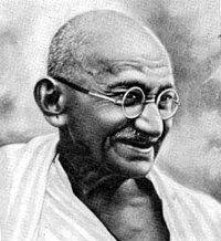 Два письма к М Ганди