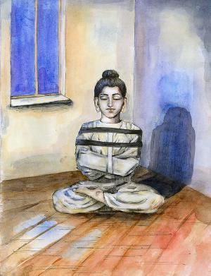 Двое в палате не считая Будды