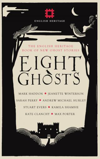 Eight Ghosts [A collection of stories]