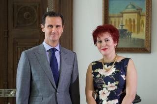 Эксклюзивное интервью президента Сирии Башар Аль-Асада «Комсомольской правде»