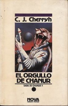 El orgullo de Chanur [The Pride of Chanur - es]