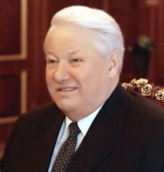 Ельцын в Аду
