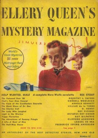 Ellery Queen's Mystery Magazine, Vol. 11, No. 51, February 1948