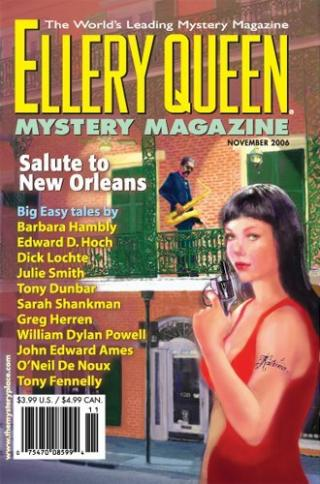 Ellery Queen's Mystery Magazine, Vol. 128, No. 5. Whole No. 783, November 2006