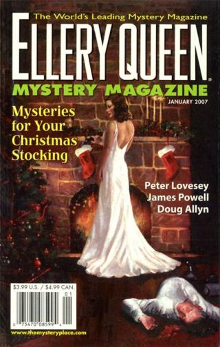 Ellery Queen's Mystery Magazine. Vol. 129, No. 1. Whole No. 785, January 2007