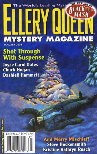 Ellery Queen's Mystery Magazine. Vol. 131, No. 1. Whole No. 797, January 2008