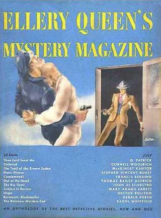 Ellery Queen's Mystery Magazine, Vol. 14, No. 68, July 1949