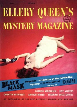 Ellery Queen's Mystery Magazine, Vol. 21, No. 114, May 1953