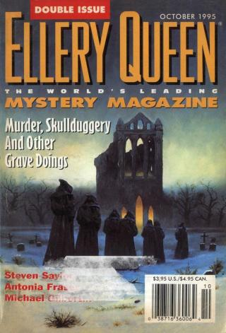 Ellery Queen's Mystery Magazine. Vol. 106, No. 4 & 5. Whole No. 648 & 649, October 1995