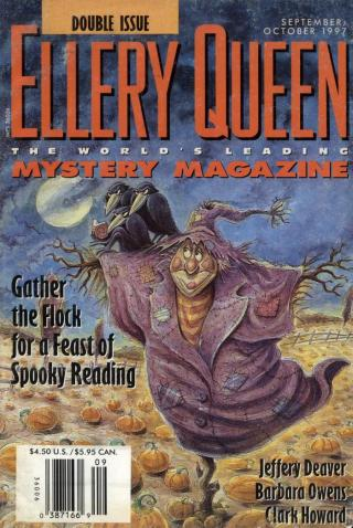 Ellery Queen's Mystery Magazine, Vol. 110, No. 3 & 4. Whole No. 673 & 674, September/October 1997
