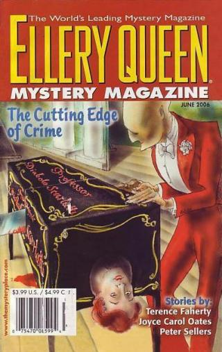 Ellery Queen's Mystery Magazine. Vol. 127, No. 6. Whole No. 778, June 2006