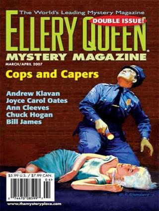 Ellery Queen's Mystery Magazine. Vol. 129, Nos. 3 & 4. Whole Nos. 787 & 788, March/April 2007