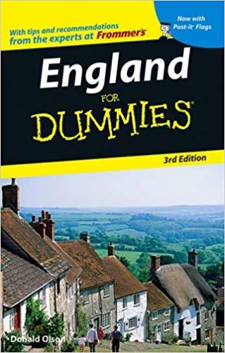 England For Dummies® [3d Edition]