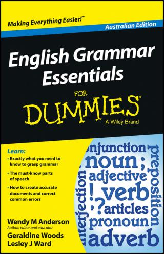 English Grammar Essentials For Dummies®