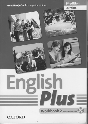 English Plus Workbook 2 1st edition, Ukraine