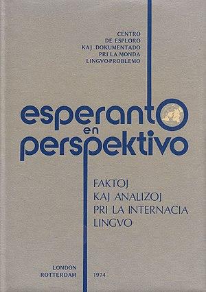 Esperanto en perspektivo