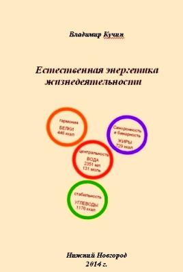 Естественная энергетика жизнедеятельности (СИ)