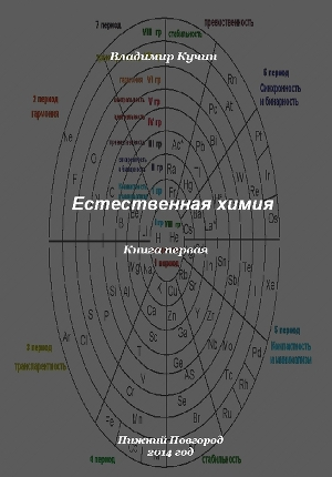 Естественная химия, книга первая (СИ)