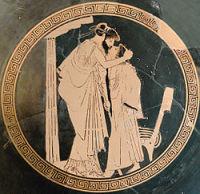 Эстетика однополой любви в древней Греции