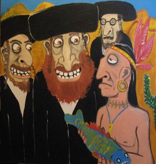 Еврейская стая
