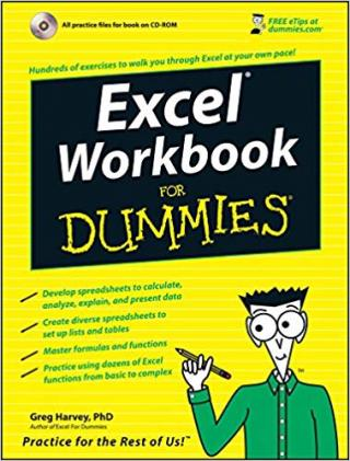 Excel® Workbook For Dummies®
