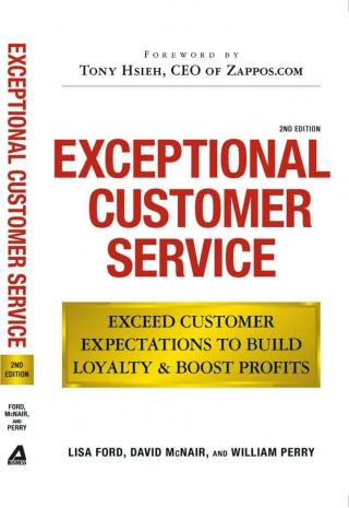 Exceptional Customer service [2nd edition]