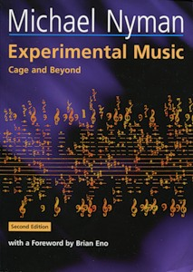 Experimental Music. Cage and Beyond