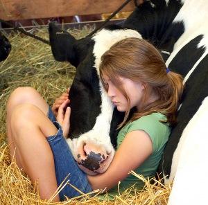 Эзотерический аспект молока (СИ)