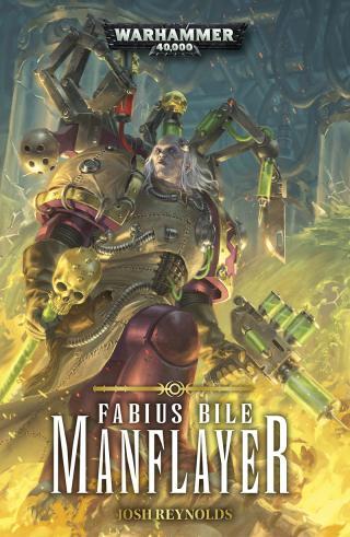 Fabius Bile: Manflayer [Warhammer 40000]
