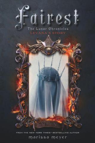 Fairest [Lunar Chronicles - 3.5]