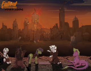Fallout Equestria; Homelands: 22.